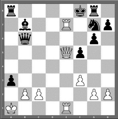 White to Move, Checkmate in 2