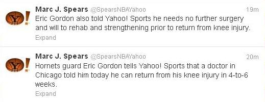 Spears Gordon Tweets