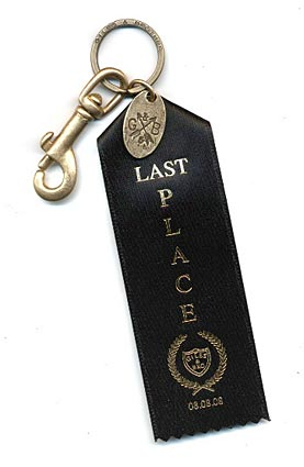 Last Place Ribbon