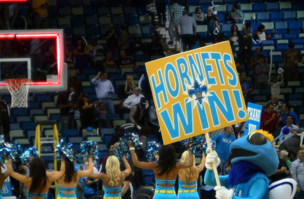 Hornets Win