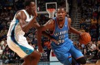 Kevin Durant vs Hornets
