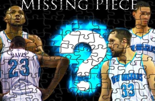 Missing Piece Four