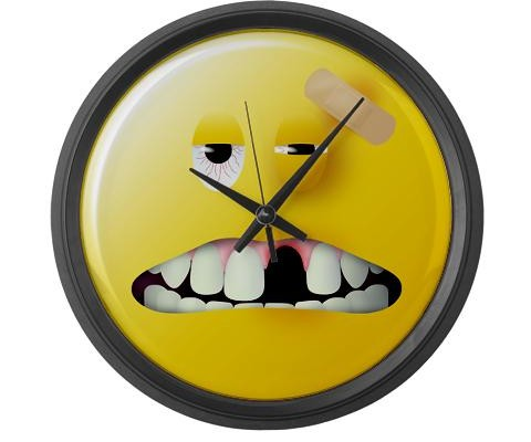 Hurt Clock