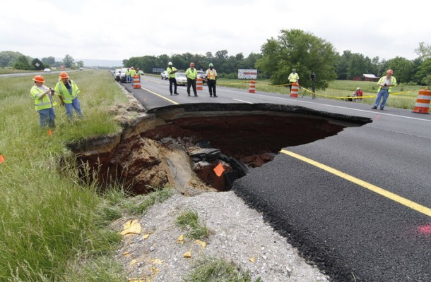 Sink Hole