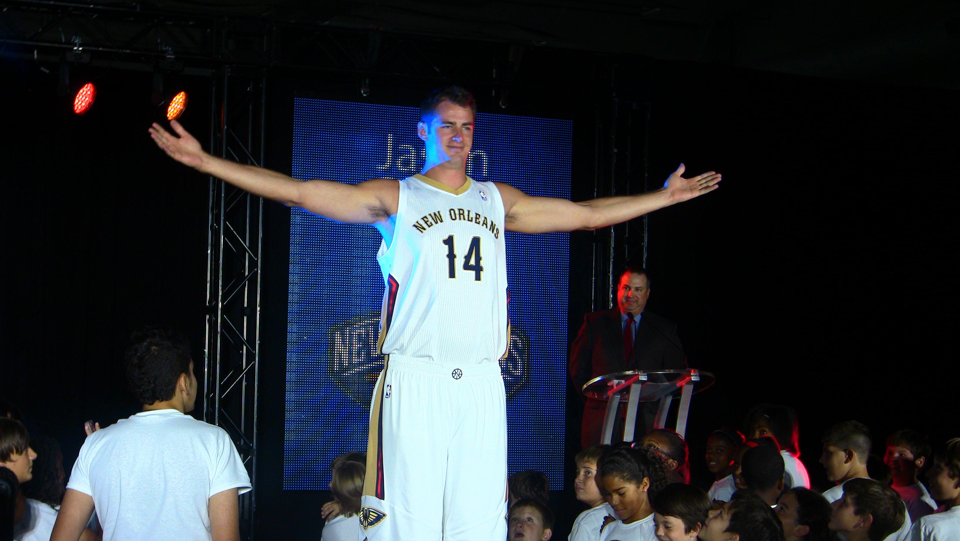 New Orleans Pelicans Uniforms Unveiled New Orleans