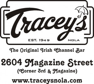 Tracey's logo 0211