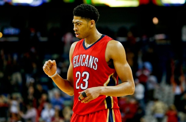 Anthony Davis And The New Orleans Pelicans Agree To Contract