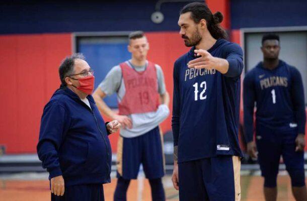 SOURCE: Ashley Amoss/Pelicans