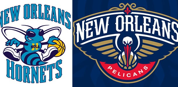The First Ever Game Between The Charlotte Hornets And New