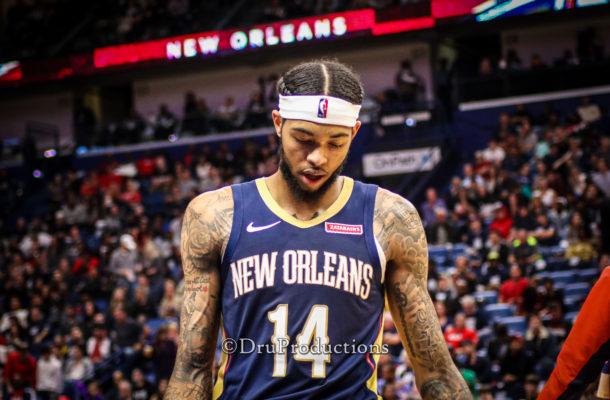 Brandon Ingram Fills Void In New Orleans New Orleans